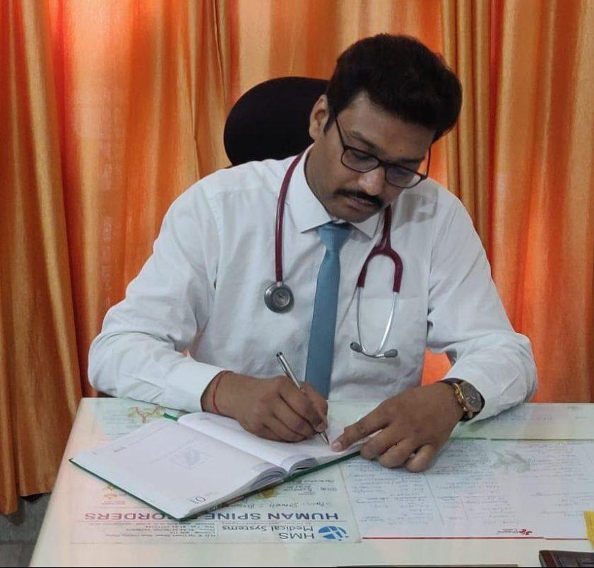 Dr. Sahil Gupta