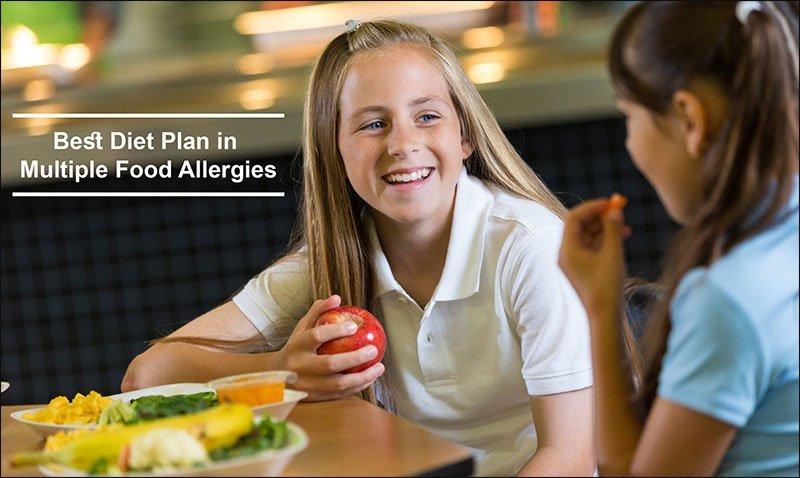 Best Diet Plan in Multiple Food Allergies