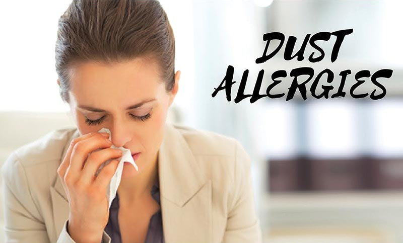 Dust Allergy Treatment